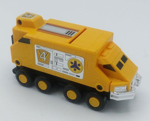 Haz Rescue 4 / Yellow Armor