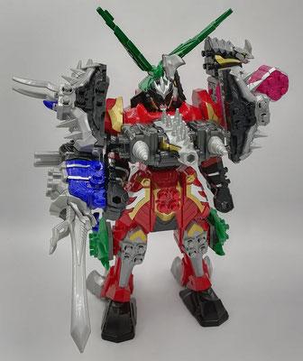 Ryusoul Gattai KishiRyuOh Five Knights Black