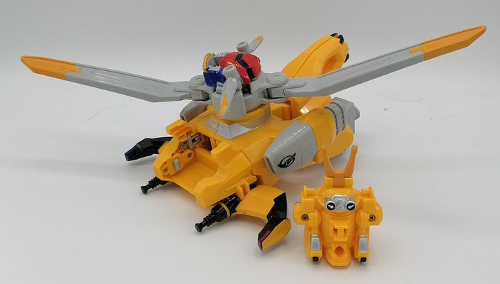 Chopper Zord / Buster Vehicle RH-03