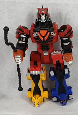 Jungle Pride Megazord (Normal)