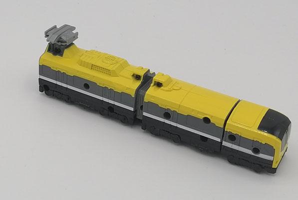 Yellow Ressha 3