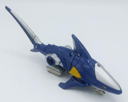 Blue Shark Wildzord / GaoShark