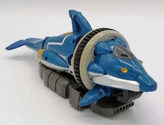 Dolphinzord / Hurricane Dolphin