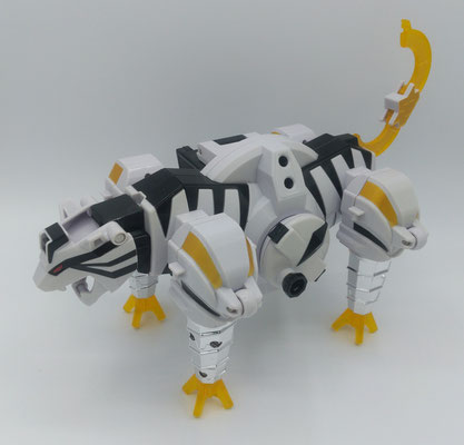 Tiger Zord (Jap.)