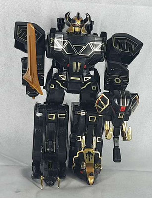 Dino Megazord Black Edition