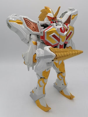 Steedergon Fury Megazord