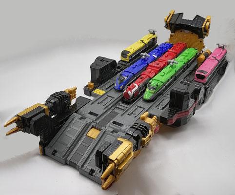 Hyper Ressha Terminal (Carrier Mode)