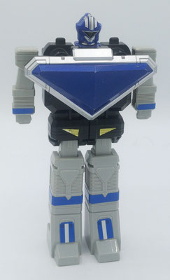 Super Zeo Zord 3 / Blue Blocker