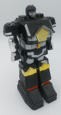 Black Shogunzord / Giant Beast General Black Gammer