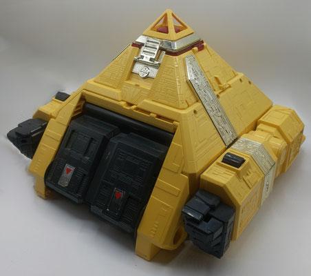 Pyramid Mode