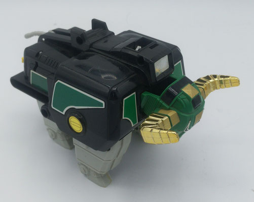 Zeo Zord 4 / GranTaurus