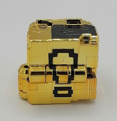 Cube Panda - Cube Form
