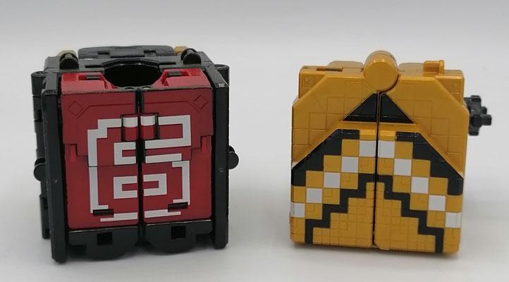 Cube Gorilla - Cube Form