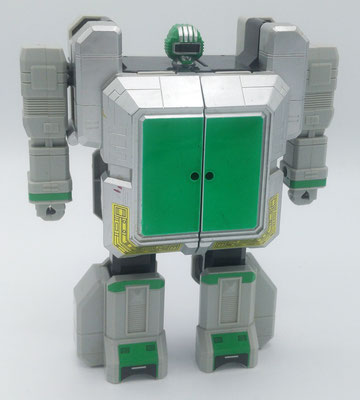 Super Zeo Zord 4 / Green Blocker