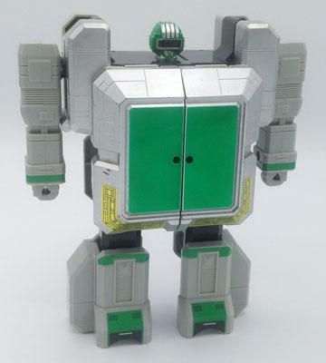 Super Zeo Zord 4 / Green Blocker
