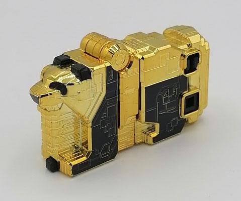 Limited Cube Gold Panda