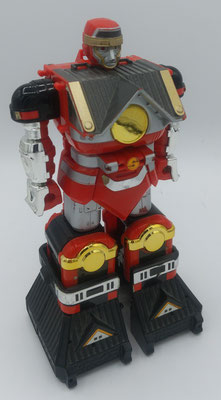 Red Shogunzord / Giant Beast General Red Saruder