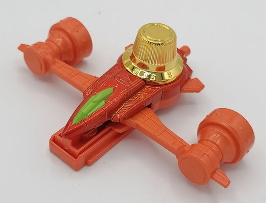 Hammer Dial Fighter