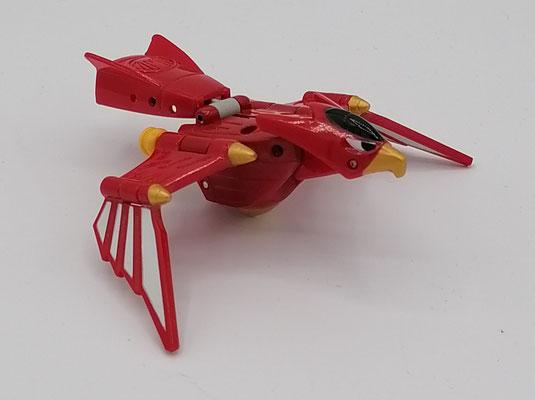 Hawkzord / Hurricane Hawk