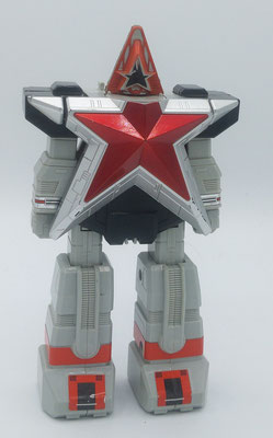 Super Zeo Zord 5 / Red Blocker