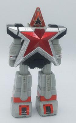 Super Zeo Zord 5 / Red Blocker