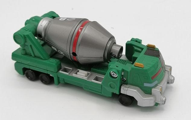 Cement Driver / GoGo Mixer