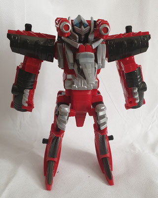 Ptera Charge Megazord - Limited Edition Red