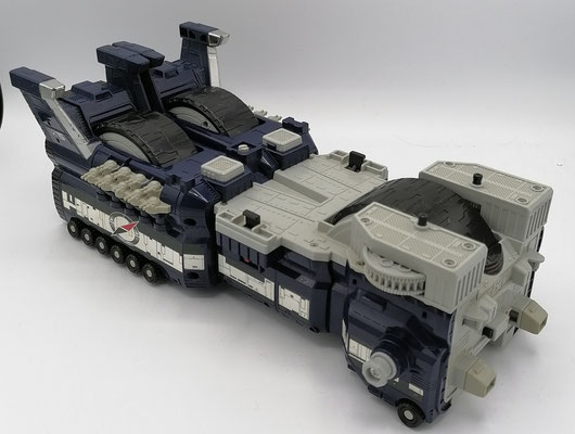 BattleFleet Zord 15 / GoGo Carrier