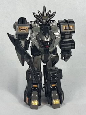 Wild Force Megazord Black Edition