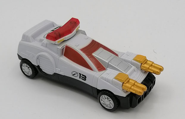 Rescue Runner 2 / GoGo Police