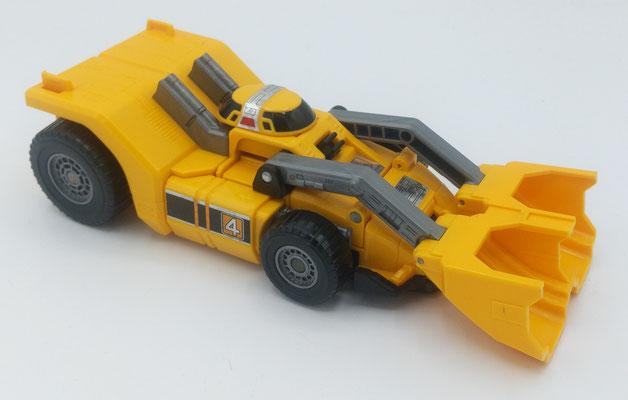 Thunder Loader Rescuezord 3 / V-Dump