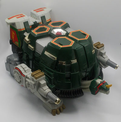 Tor the Shuttlezord Warrior Mode / Super Mythical Chi Beast Daimugen