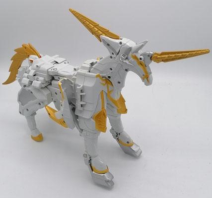 Steedergon / Horned Sacred Horse Unigolon