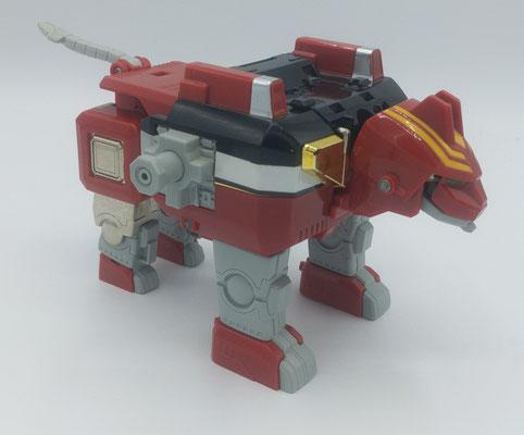 Lion Galactabeast / GingaLeon