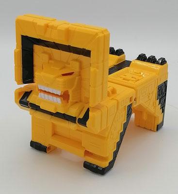 Cube Lion