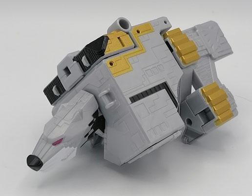 Cube Wolf