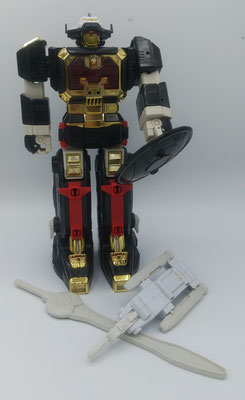 Astro Megazord Black Edition