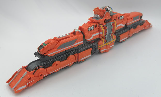 Build Ressha Carrier Mode