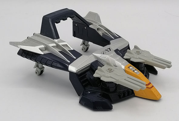BattleFleet Zord 17 / GoGo Attacker