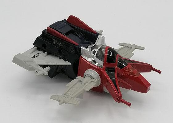 BattleFleet Zord 14 / GoGo Commander