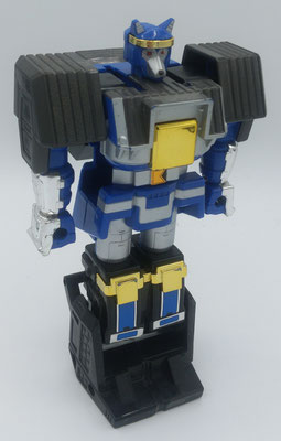 Blue Shogunzord / Giant Beast General Blue Logan