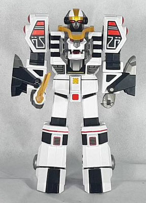 White Tigerzord Legacy Edition