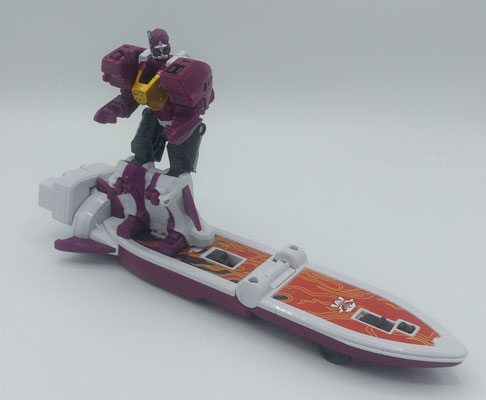 Sub Surfer Zord