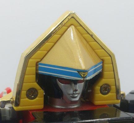 Zeo III Battle Helmet: Pyramid Mode / Graviton Head