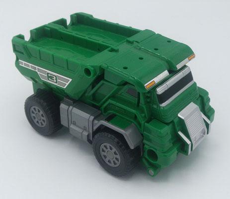 Star Racer Rescuezord 4 / V-Dozer