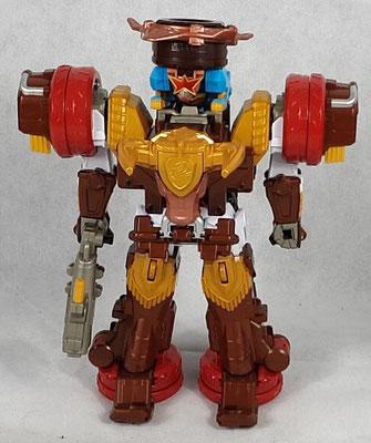 Bull Rider Megazord (Jap.)