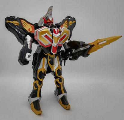 Centaurus Phoenix Megazord / FireKaiser