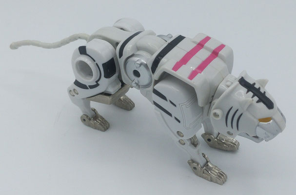 White Tiger Wildzord / GaoTiger