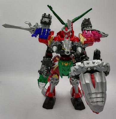 Ryusoul Gattai KishiRyuOh Five Knights