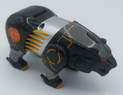 Black Bear Wildzord / GaoBear